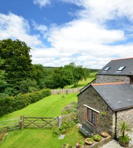 June Cottage Holiday Cornwall Liskeard couples family