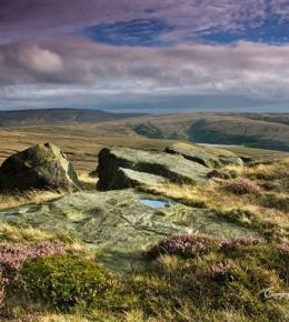 A beautiful picture of Dartmoor