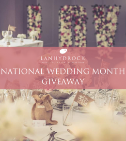 National Wedding Month Giveaway
