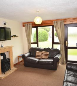 Kath's Cottage, Perran View Holiday Park