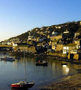 Newlyn Harbour - Mayflower Tour 400
