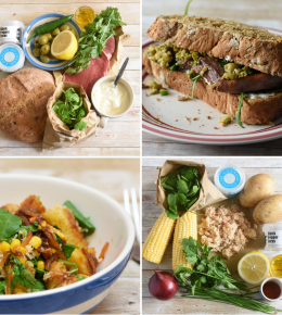 Cornwall Recipe Box, seasonal and local ingredients for your holiday cottage