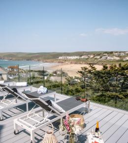 Parker's Place, a self-catering holiday home in Polzeath, North Cornwall