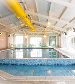 Free use of a local pool when you stay in one of our cottages