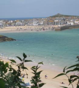 Sea Shells & Sandcastles, St Ives