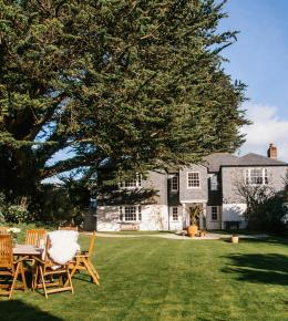 Rockhaven Manor, a self-catering holiday home in Rock, North Cornwall