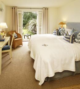 Summer Dine & Stay at the Driftwood Hotel In Cornwall