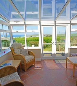 Seaview Liskey Hill, holiday home in Perranporth