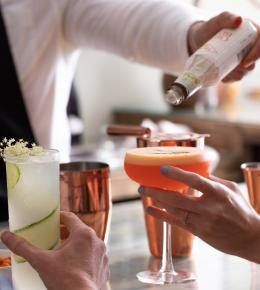 Free Cocktail when booking Gin School / Masterclass