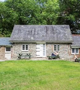 Two bedroom holiday cottage in Cornwall