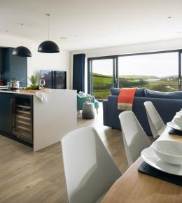 Luxury home Newquay Gannel Forever Cornwall Cottages
