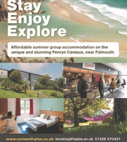 Local offer at the Penryn Campus
