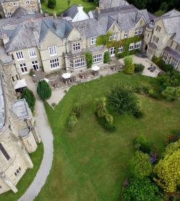 Great rates with free dinner at The Alverton Hotel in Truro, Cornwall
