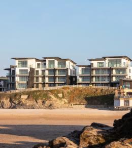 The Dunes, holiday apartments Perranporth