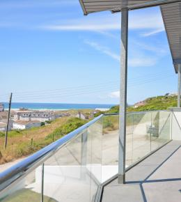 The View, holiday home in Perranporth