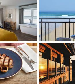 Taste of the Bay at Watergate Bay Hotel