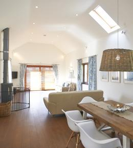 Trevone Coastal Cottage at Mawgan Porth