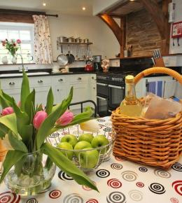 Short break holidays in Well Cottage Cornwall - luxury holiday let in Herodsfoot, Near Looe