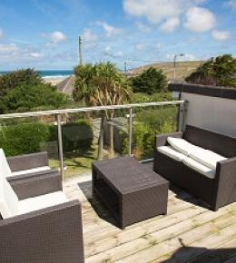 Warwick Lodge, holiday home in Perranporth