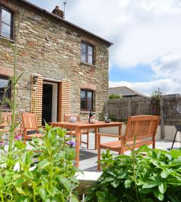 Woodbine Cottage, Holiday Cottage, Perranporth