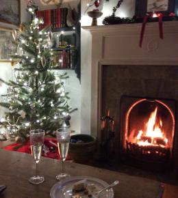 Cosy Christmas at Seabreeze Cottage