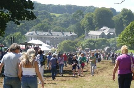 Boconnoc Steam Fair
