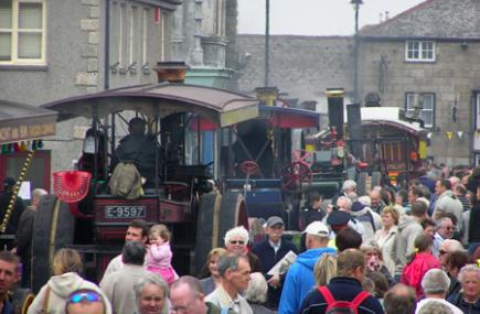 Trevithick Day | Camborne | Cornwall