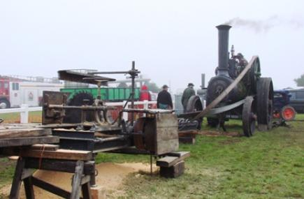 Cornish Steam and Country Fair © Penny O'Keefe