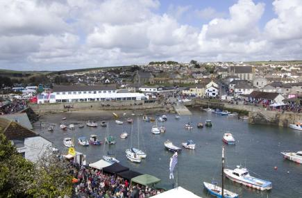 Porthleven Food and Music Festival | Events in Cornwall | Food & Drink