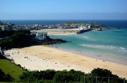 Porthminster Beach, St Ives, Cornwall - Wikipedia