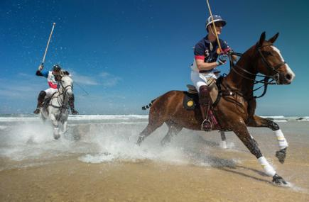 Polo on the Beach | Watergate Bay | Cornwall