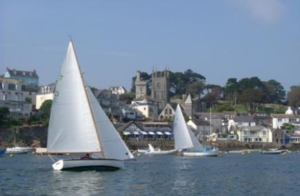 Fowey Regatta and Carnival Week