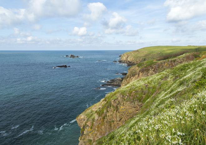 Lizard Point, Cornwall c Matt Jessop