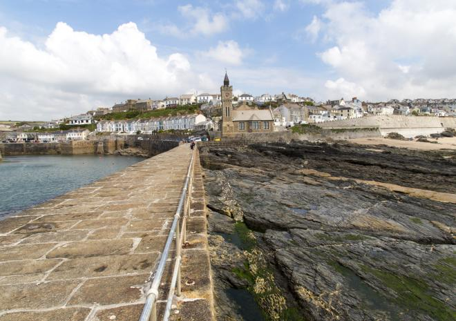Porthleven, West Cornwall