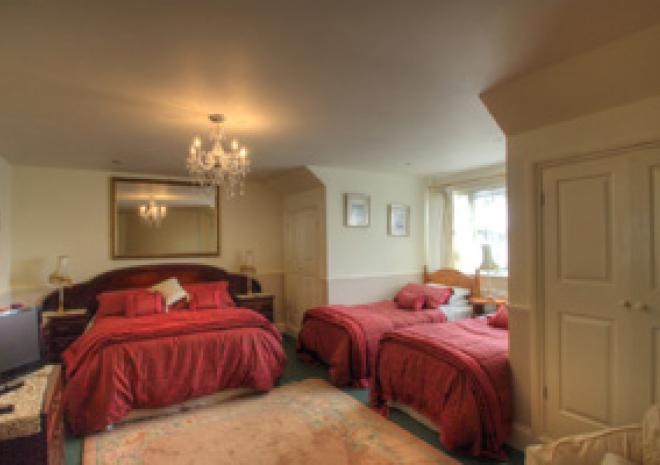 Collingwood Guest House, Bed and Breakfast, Camborne, West Cornwall