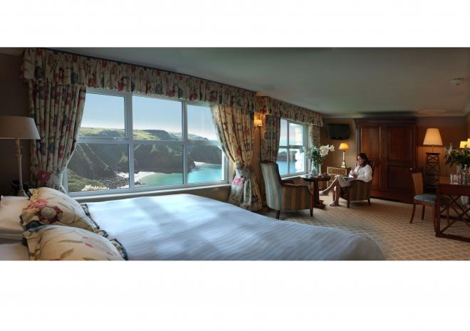 Mullion Cove Hotel, The Lizard, West Cornwall