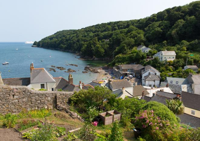 Cawsand, South East Cornwall c Shutterstock