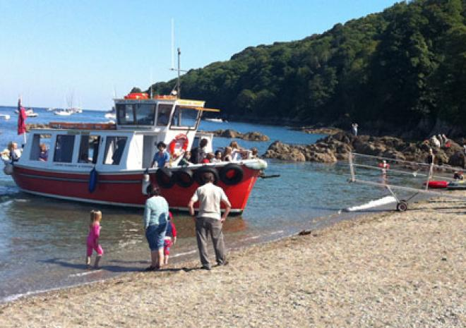 Cawsand, Rame Peninsula, South Cornwall