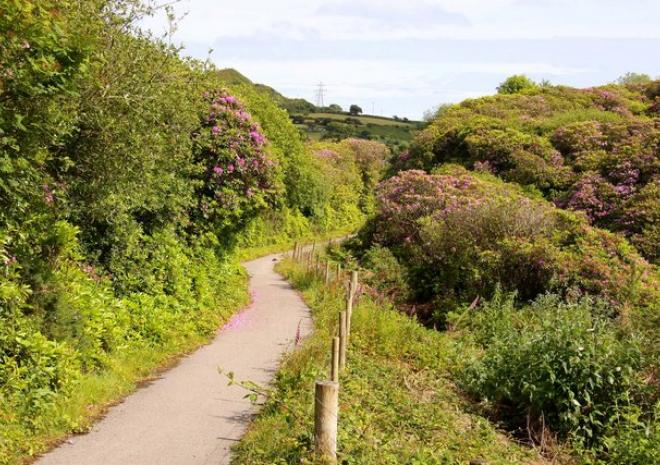 Walking and Cycling Trails | Clay Trails | St Austell | Cornwall