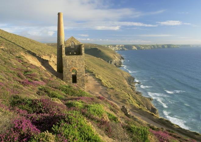 St Agnes Head, North Cornwall, Poldark  c National Trust, Image David Norton