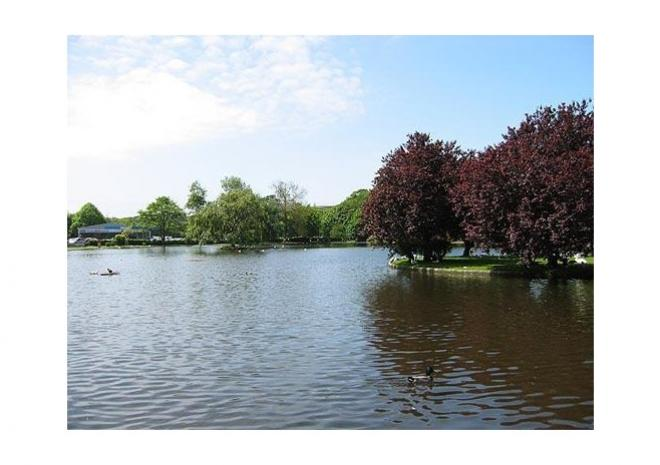 Coronation Park Boating Lake, Helston