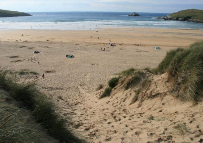 Beaches near Newquay Cornwall | Crantock Beach  c James Penman
