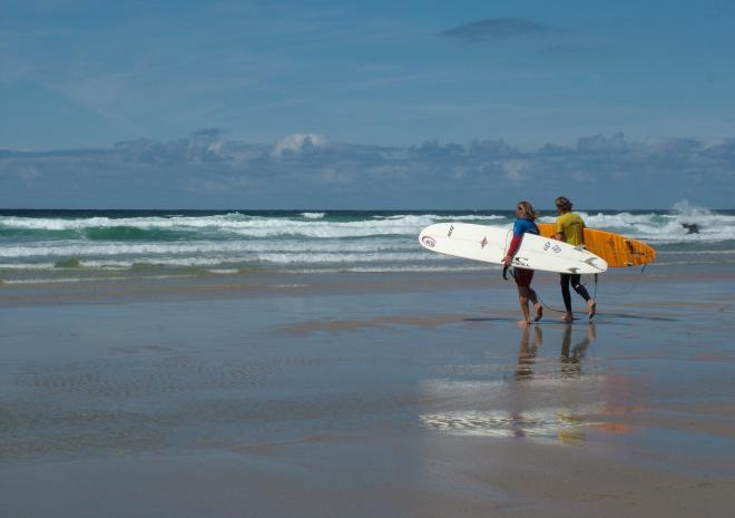 Self Catering in Cornwall | Rosehill Lodges | Porthtowan | Cornwall, beach