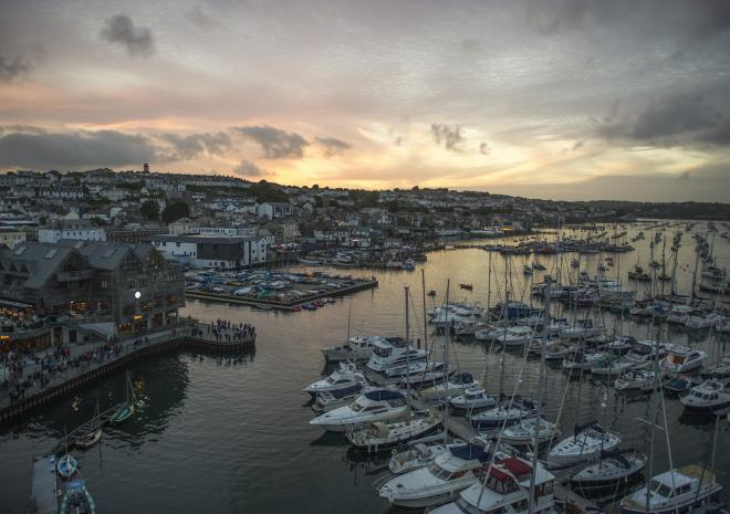 Falmouth, South Cornwall (ISEBOX)