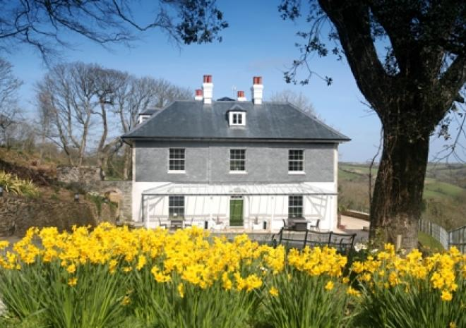 Bed and Breakfast in Cornwall | The Vean | St Austell | Cornwall