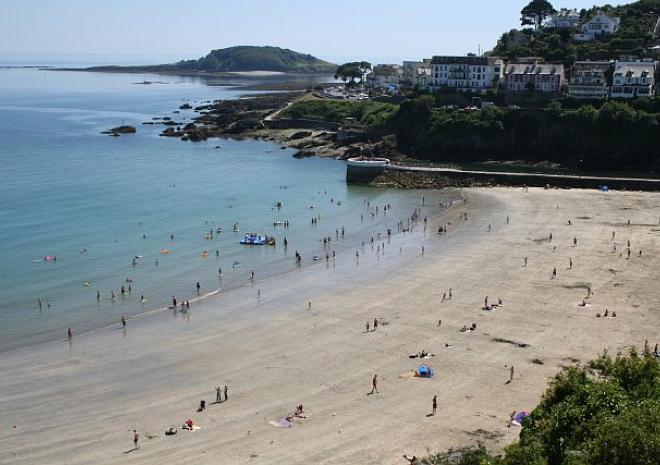 East Looe Beach, Looe, South East Cornwall
