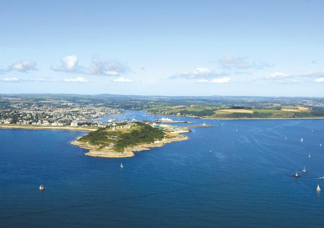 Falmouth, South Cornwall