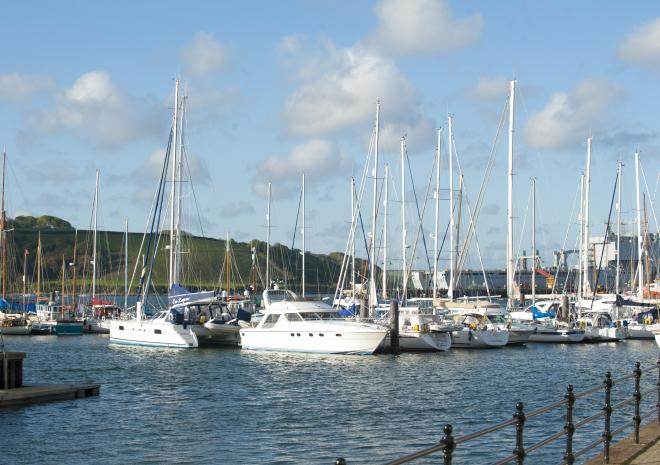 Falmouth, South Cornwall c Adam Gibbard