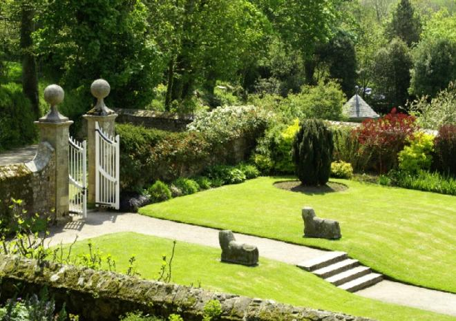 Gardens in Cornwall   Trerice House and Gardens   Newquay