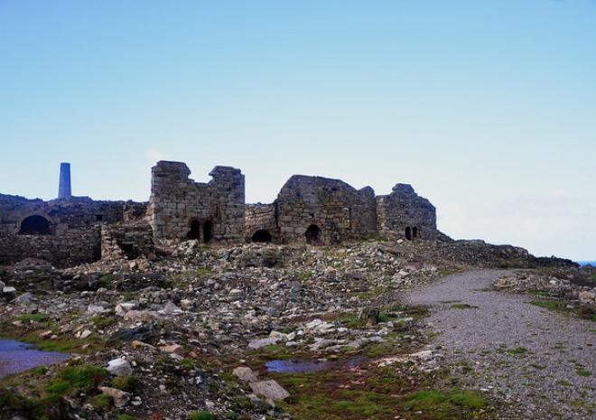 Geevor Mine, Pendeen, Cornwall | Cornish Mining World Heritage Site